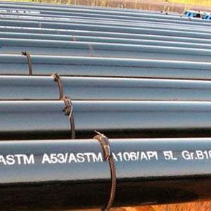 Tubos ASTM A-53 - NBR 5590