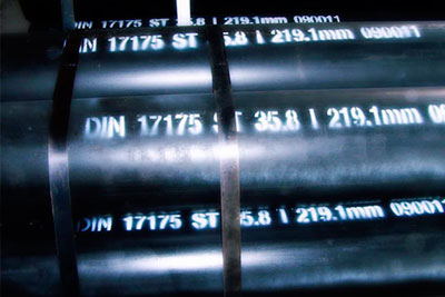 Tubos DIN 17175